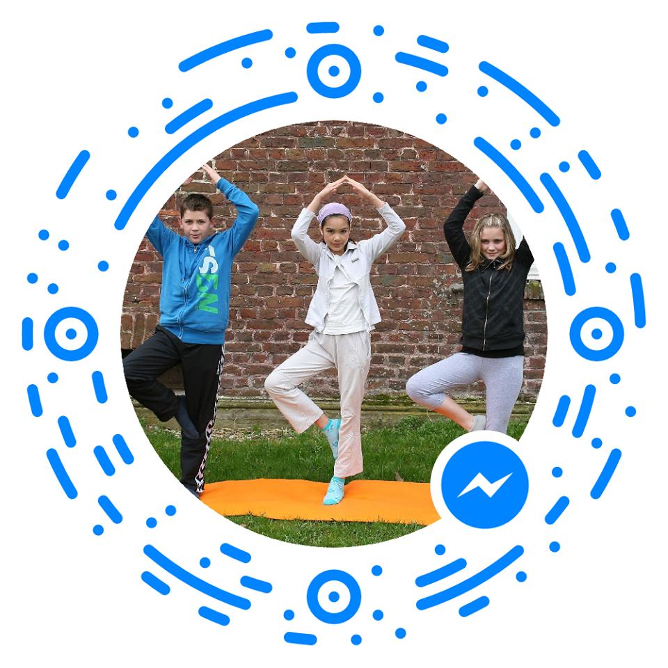 Neue Facebook Seite – Yoga und Bewegung für die ganze Familie