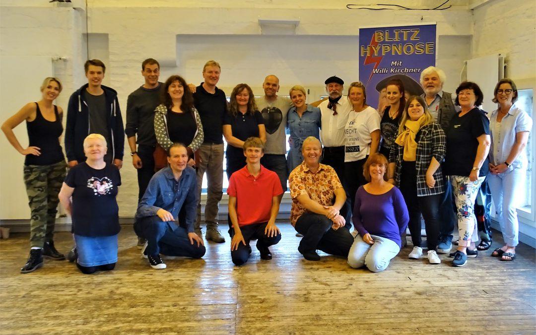 "Blitzhypnose und Blitzmeditations Workshop mit ""Willi Kirchner und Frank Nettekoven"""
