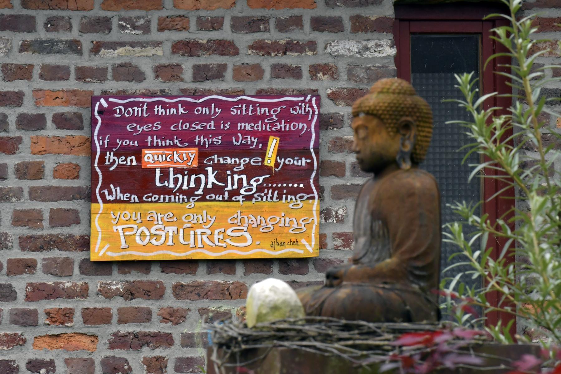 Der buddhistische Pauenhof seit 1990 – Buddhistisches Meditationszentrum
