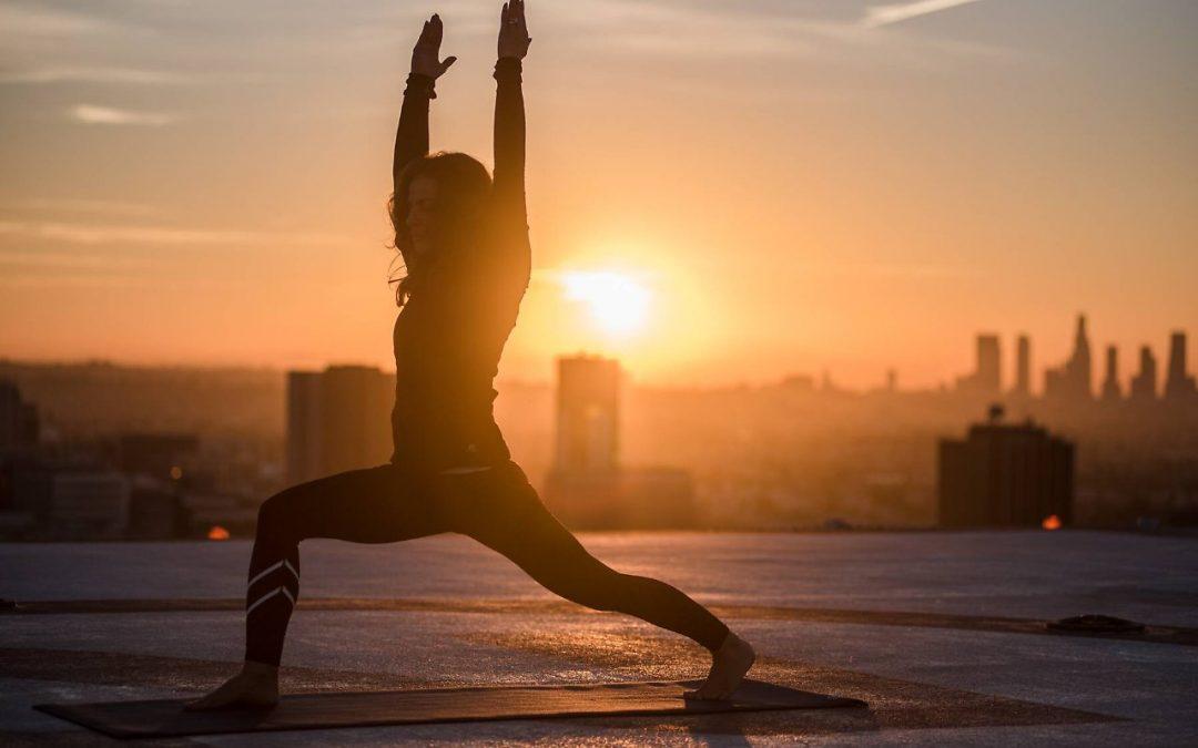 Yoga hat therapeutisches Potential